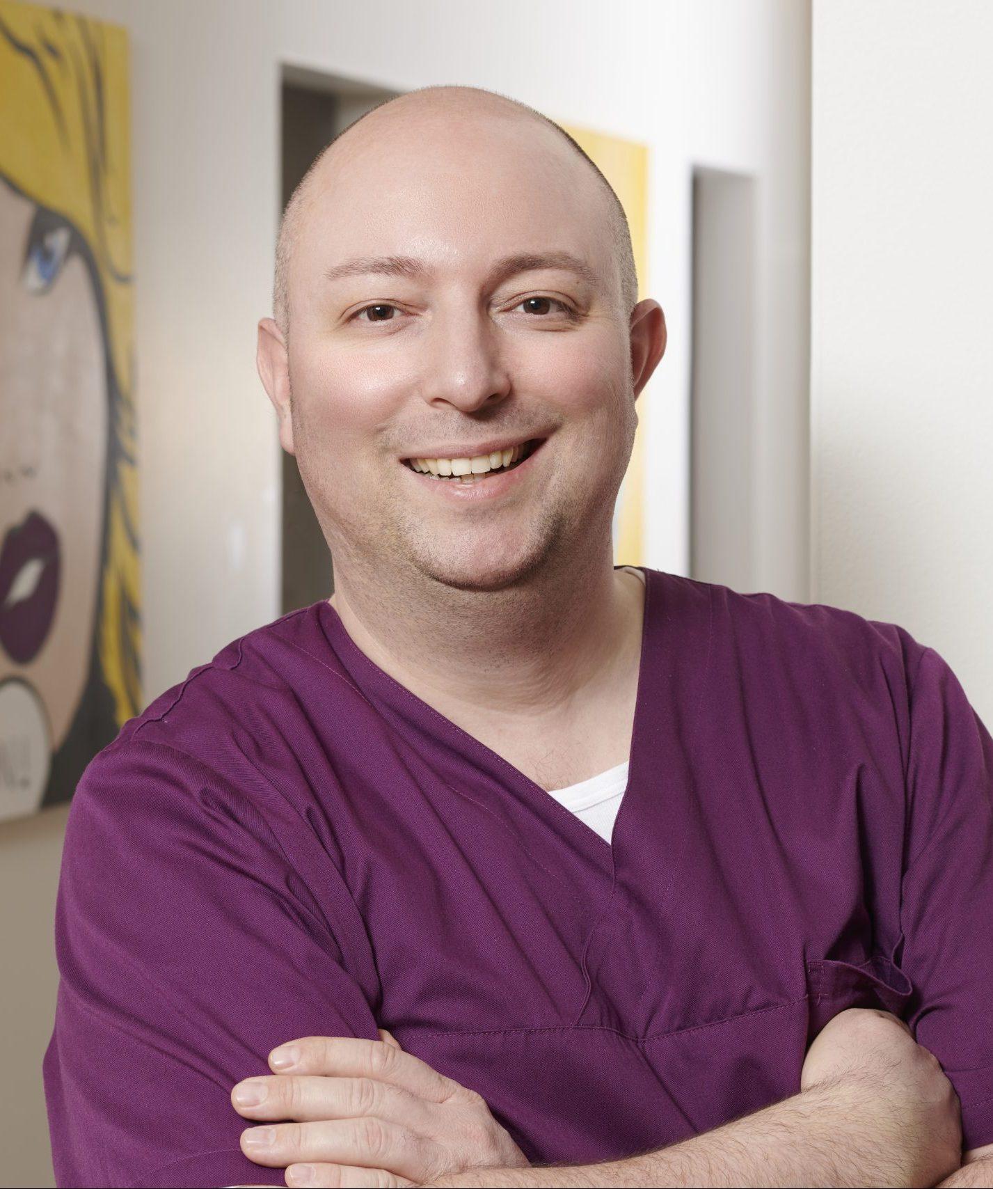 Zahnarzt Dr. Achim Geidl